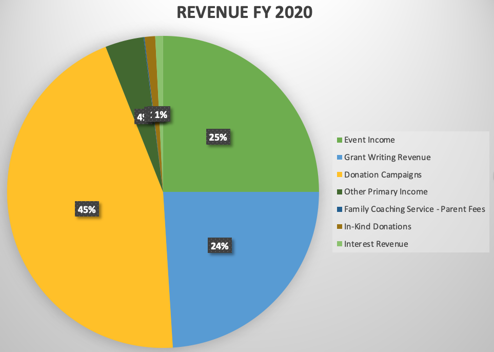 REVENUE FY 2020